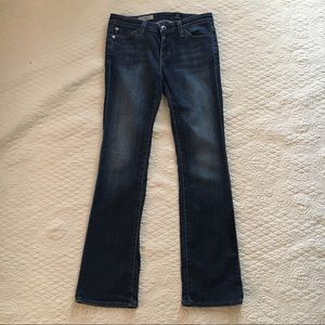 AG Adriano Goldschmied Angelina Bootcut Jeans